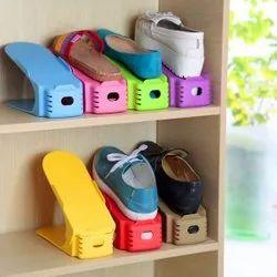 Modern Multicolor Shoe Slotz Storage (1 Pcs), For Home