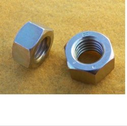 Hexagonal Stainless Steel Hex Nut