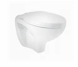 P Closed Front HINDWARE FLORA WALL MOUNTED SEAT