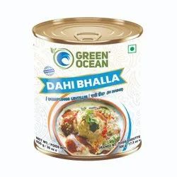 Green Ocean Ball Canned Dahi Bhalle, Shape: Round