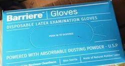 Disposable Latex Examination Gloves