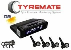 Car Tyre Temperature Monitoring System