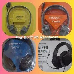 Fire Boltt Wired Headphone