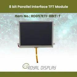 8 Bit LCD Panel