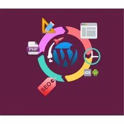 WordPress Website Development Service, With 24*7 Support