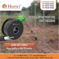 solar fencing Double Insulated Power Cable (15KV)