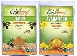 Erbzenerg Avarampoo And Jamun Diabetes Powder, Treatment: Diabetics, Packaging Type: Packet