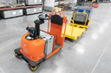 Automated Guided Vehicle (AGV) - Tugger Type