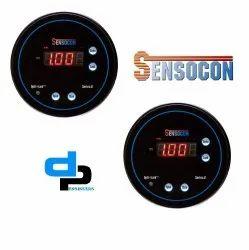 Sensocon Digital Differential Pressure Gauge Modal A1000-01