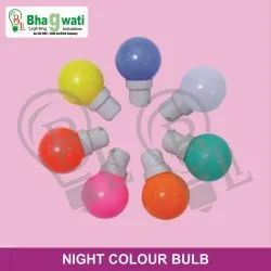 0.5w Night Colour Bulb, For Decoration, Base Type: B22