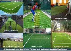 Multi Sports Artificial Turf Grass