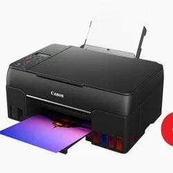 Canon PIXMA G670 Easy Refillable Wireless All-In-One Ink Tank Printer