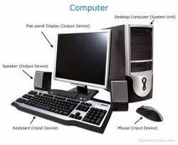HP Second Hand Desktop Computers, Hard Drive Capacity: 500GB, Windows 10