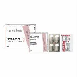 Itraconazole tablet - 200 mg