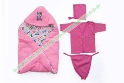 Unisex At Birth Velvety Premium Baby Kit, Age Group: 0-1yr