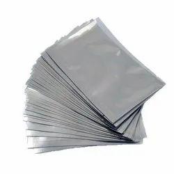 Plain Grey LDPE Industrial Packaging Bag