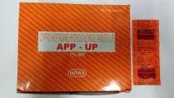 APP UP 4mg Tablet