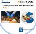Kleenguard G10 Arctic Blue Nitrile Gloves, ( 90096-Small, 90097-Medium, 90098-Large )