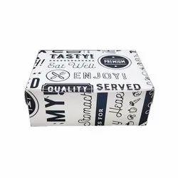 one Idli Packaging Box