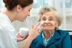 Old Women Health Care Service, gurgaon
