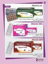 Metoprolol and Amlodipine Tablets