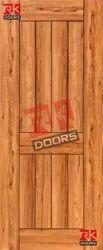 30 Mm Tan Hinged Teak Wood Door