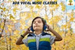 Anytime Part Time ADA Vocal Music Classes in Gurgaon