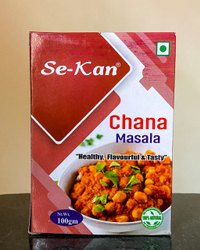 Se Kan Chana Masala, Packaging Size: 100 g, Packaging Type: Box