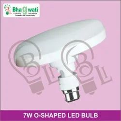 7W O-Shaped LED Bulb