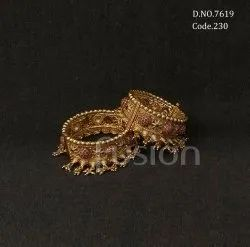 Fusion Arts Traditional Openable Bangles