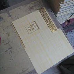 Multicolor Embossing Foil Plain Printing Service