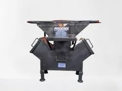 Mild Steel Biomass Rocket Stove, For Commercial, Size: 4 Feet