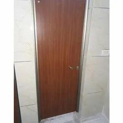 HPL Bathroom Door