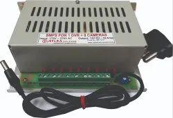 Atlas Smps DVR Power Supply, Input Voltage: 170~300v Ac, Output Voltage: 12v Dc