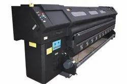 Konica Flex Printing Machine, Model Name/Number: 512i