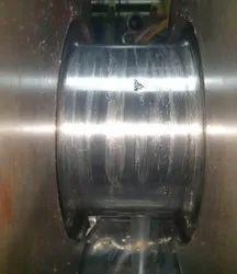MAN 9 ASL 25/30 Crankshaft  Repair