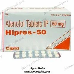 Hipres 50 Mg Tablet