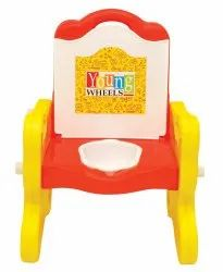 Red Front Baby Potty Chair