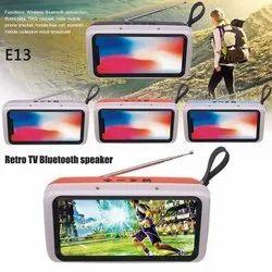 Retro TV Bluetooth Speaker