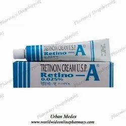 Retino A Cream 0.025%