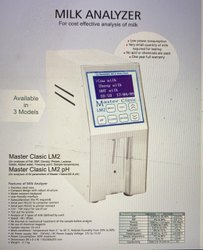 Intec - Milk Analyzer / Milk Analyzer - Lactoscan