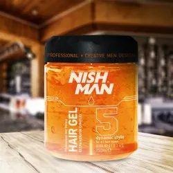 Hair Style Gel, Type Of Packaging: Jar