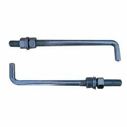 Mild Steel J Bolts, Size: 12mm To 30mm