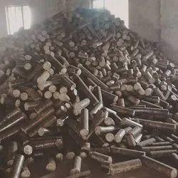 75mm Wood Sawdust Briquette