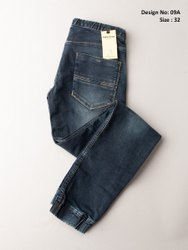 Roman Island Men Denim Jeans, Age Group: 18-80