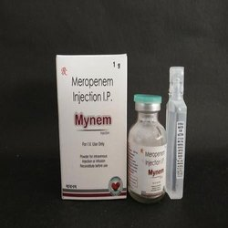 Mynem Meropenem Injection