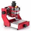 CNC Aluminium Engraving Machine