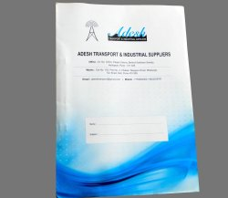 Hard Binding Cardboard Multicolor Paper File Folder, For Office