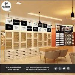 Optical Shop Interior Designing