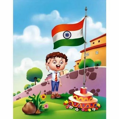 School Wall 3d Cartoon Painting Services